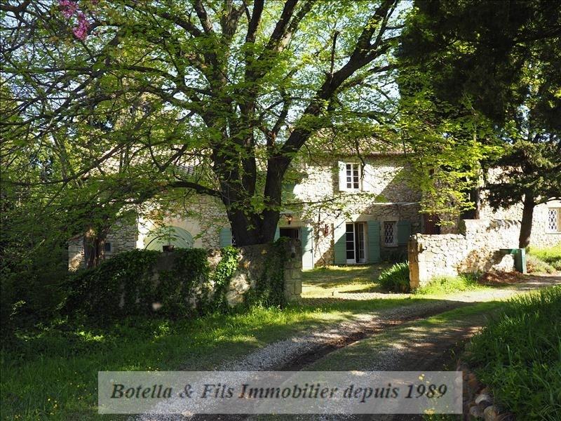 Verkoop van prestige  huis Lirac 842000€ - Foto 1