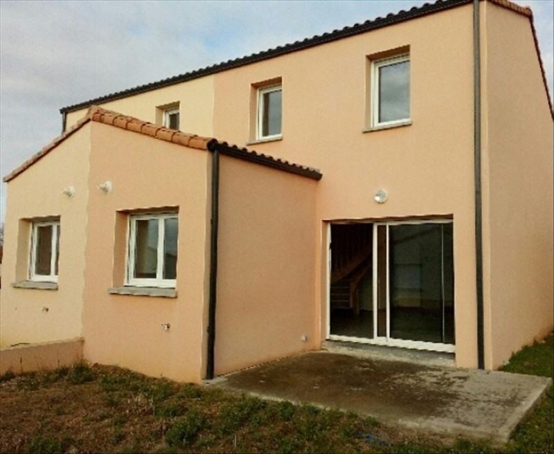 Vente maison / villa St hilaire de loulay 160900€ - Photo 1
