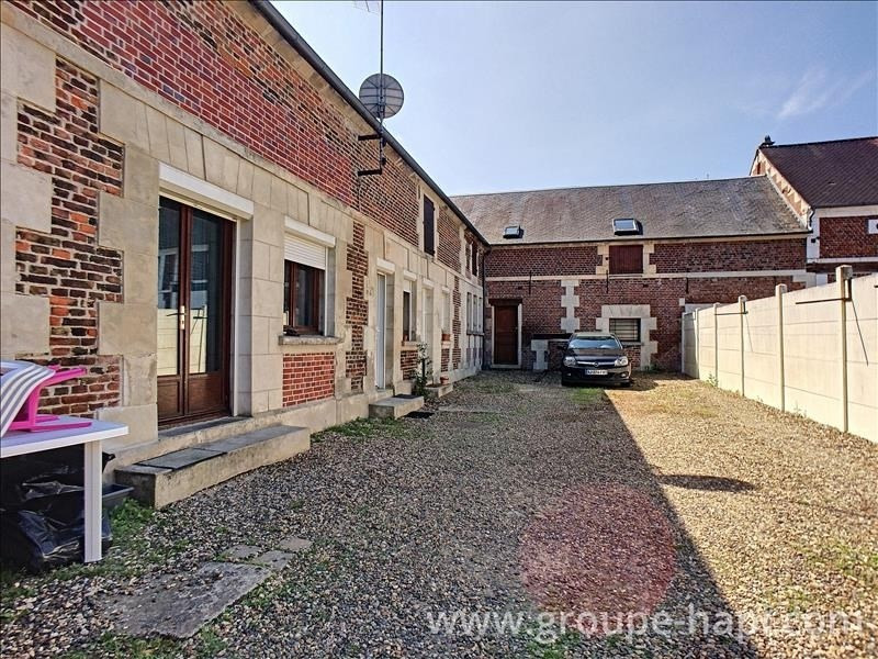 Vente immeuble Sacy-le-grand 289500€ - Photo 2