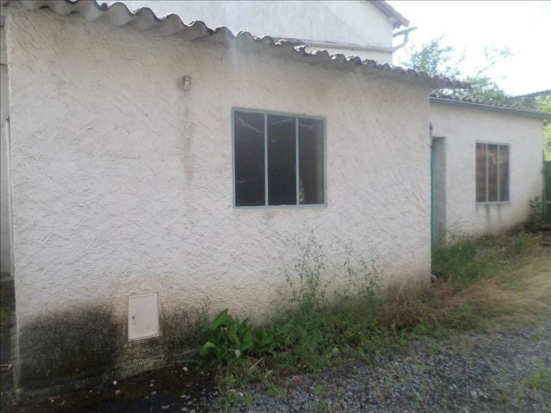 Vente maison / villa Lussac les chateaux 50000€ - Photo 7