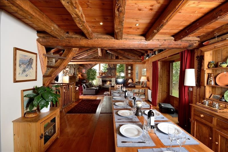 Vente de prestige maison / villa Tignes 1800000€ - Photo 5