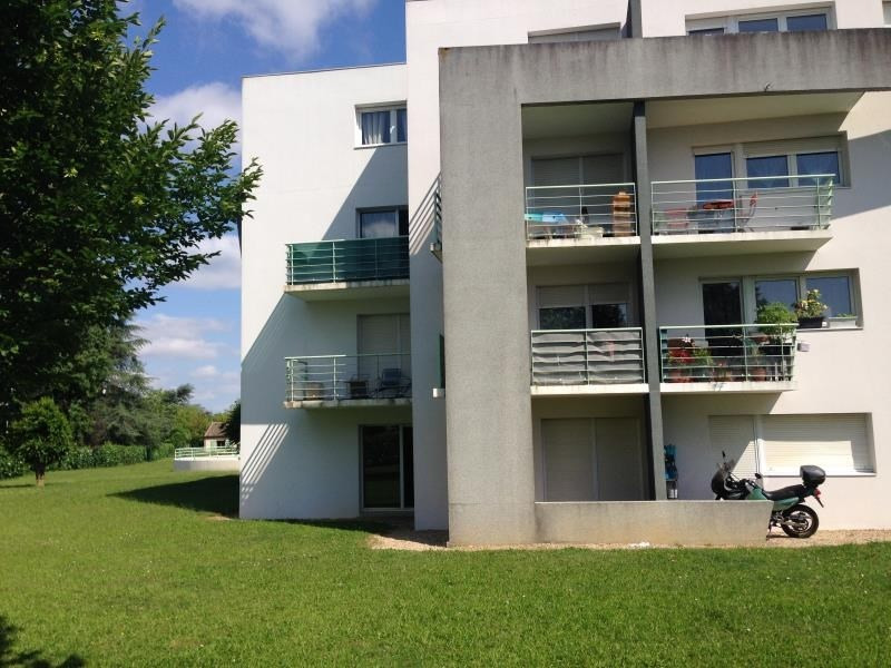 Sale apartment Poitiers 76 300€ - Picture 2