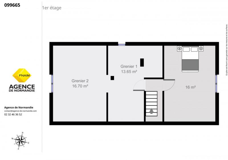 Sale house / villa Montreuil-l'argillé 99000€ - Picture 10