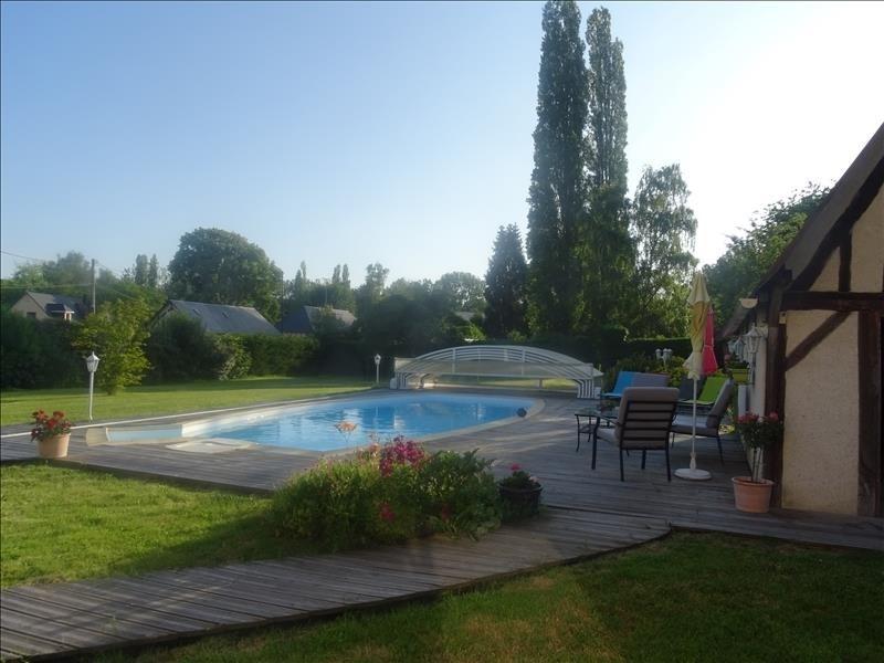 Sale house / villa Pont audemer 349500€ - Picture 2