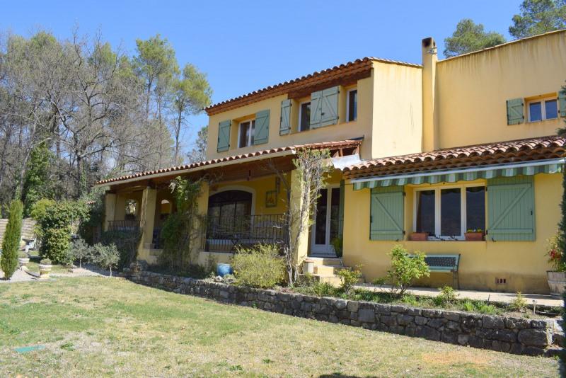 Deluxe sale house / villa Fayence 560000€ - Picture 16