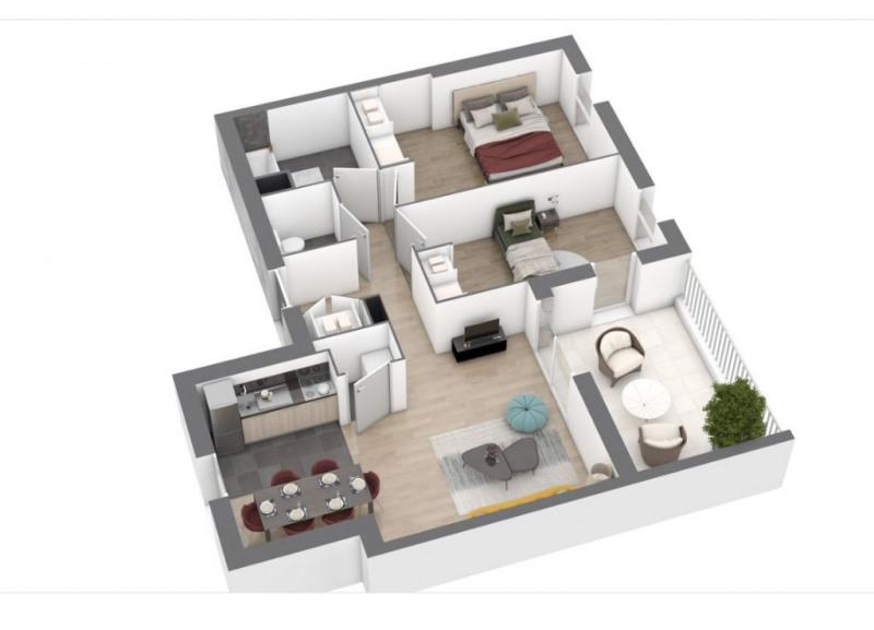Vente appartement Saint nazaire 212000€ - Photo 4