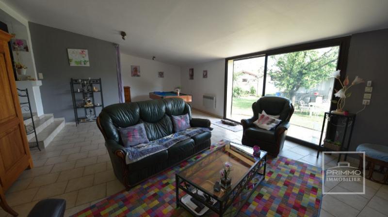 Vente maison / villa Amberieux 440000€ - Photo 11