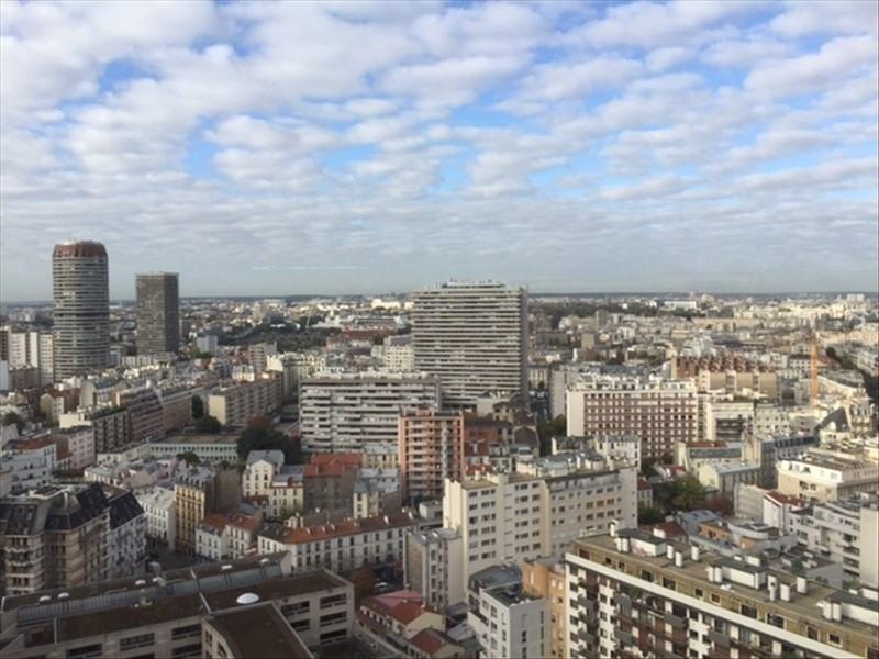 Sale apartment Paris 13ème 266000€ - Picture 2