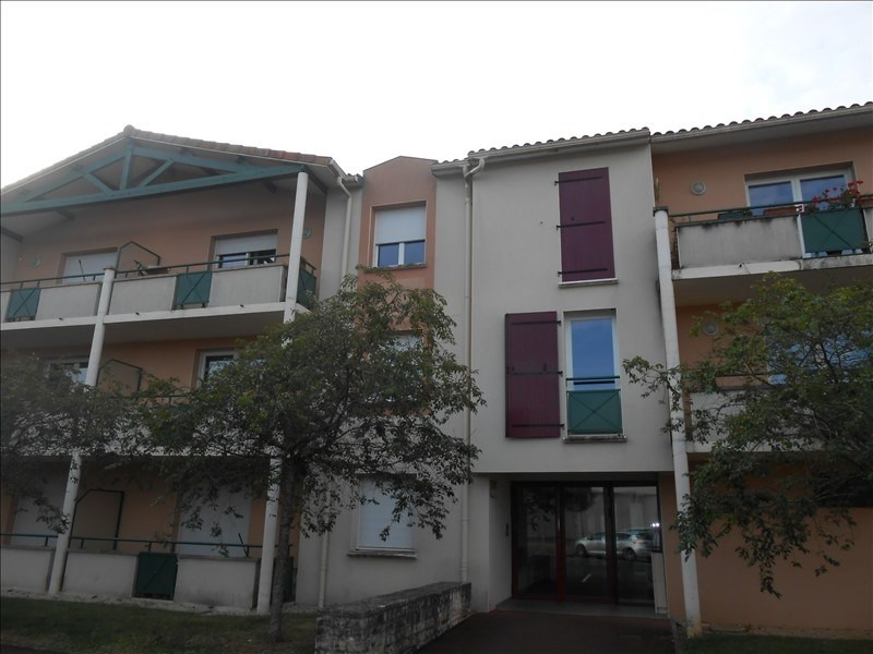 Vente appartement Niort 80 250€ - Photo 1