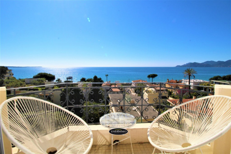 Deluxe sale apartment Cannes 1 685 000€ - Picture 1