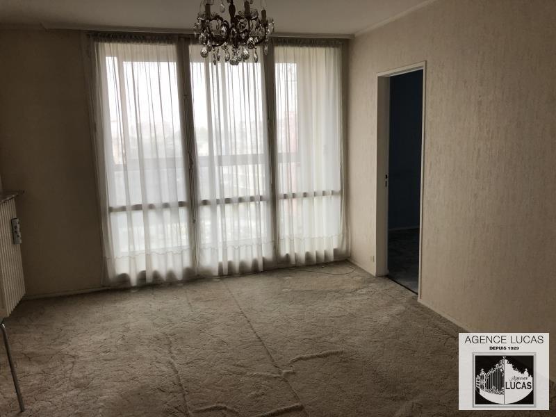 Vente appartement Bagneux 265000€ - Photo 2