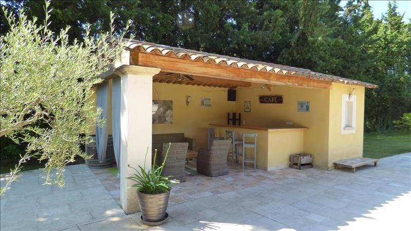 Vente de prestige maison / villa Aubignan 495000€ - Photo 11