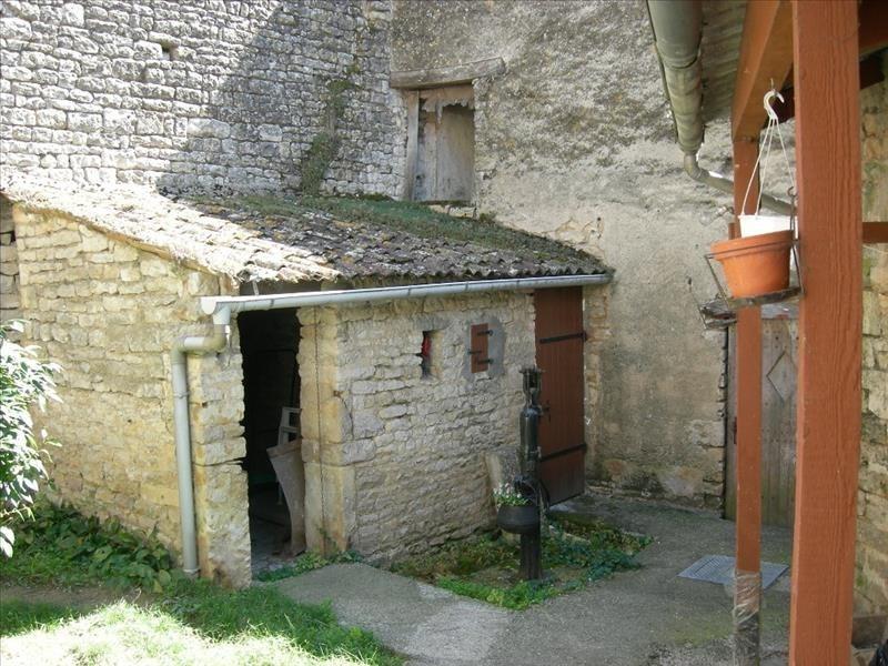 Location maison / villa Pamproux 570€ CC - Photo 2