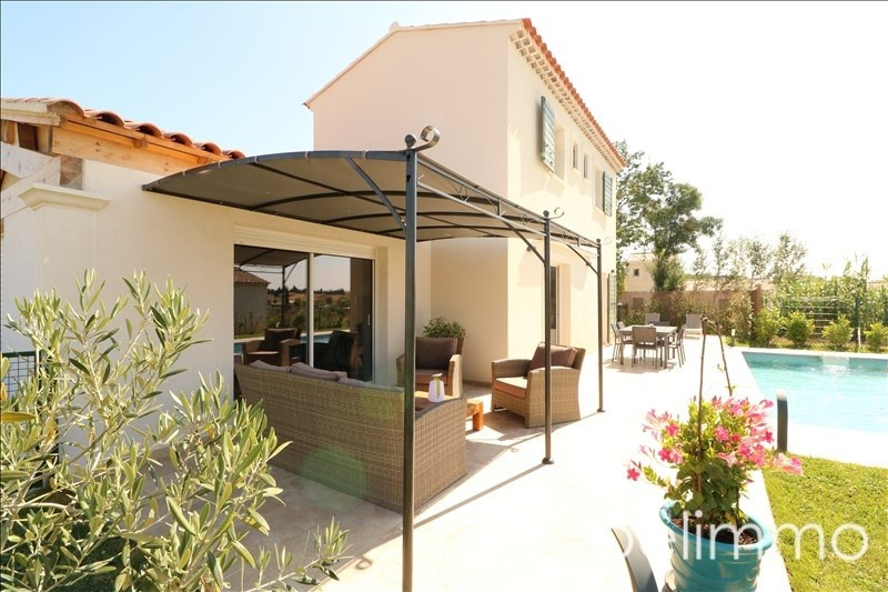 Sale house / villa Paradou 480 000€ - Picture 3