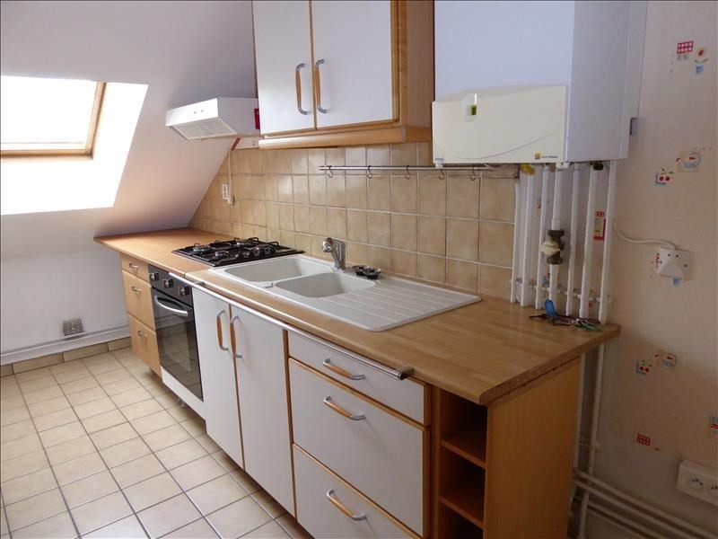 Sale apartment Nevers 59 600€ - Picture 1