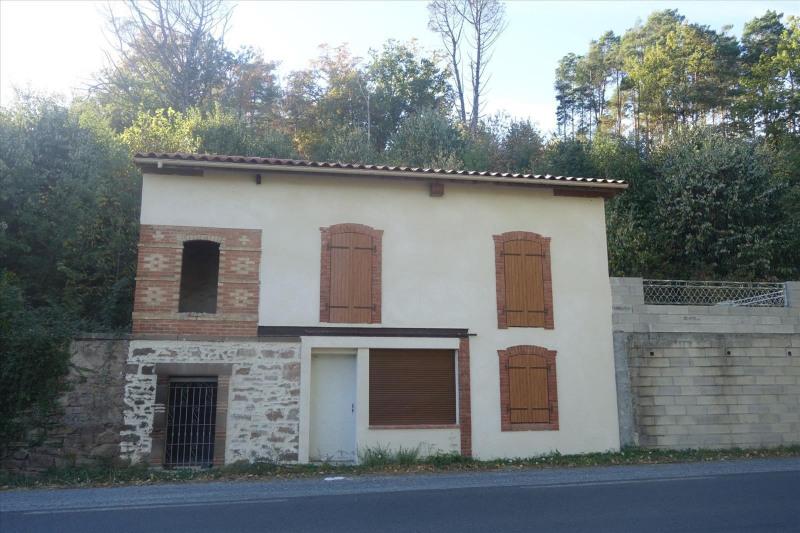 Vente maison / villa Realmont 98000€ - Photo 1