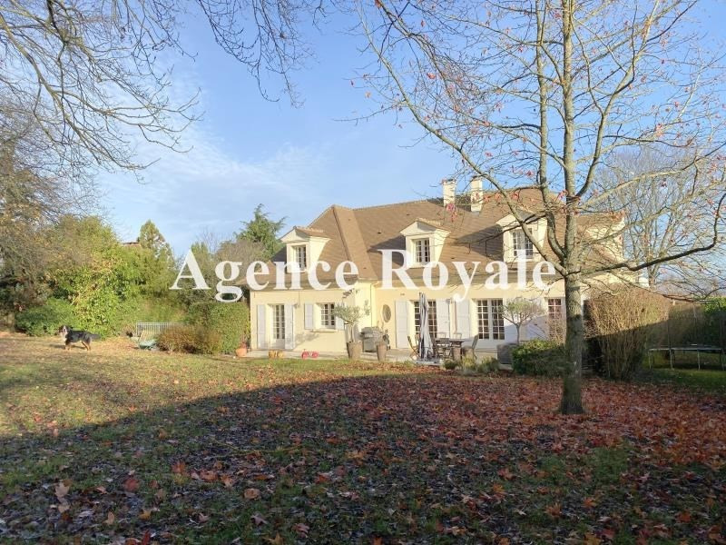 Deluxe sale house / villa Fourqueux 1 545 000€ - Picture 1