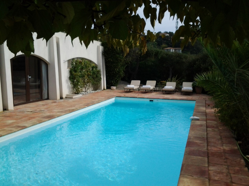 Vacation rental house / villa Les issambres 2250€ - Picture 8