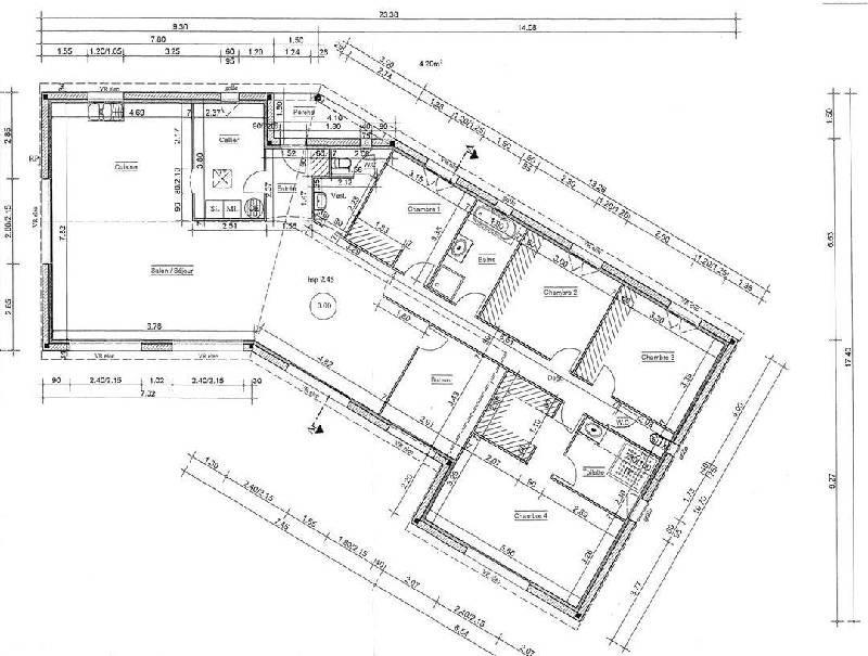 Sale house / villa Saint lieux les lavaur 315000€ - Picture 8