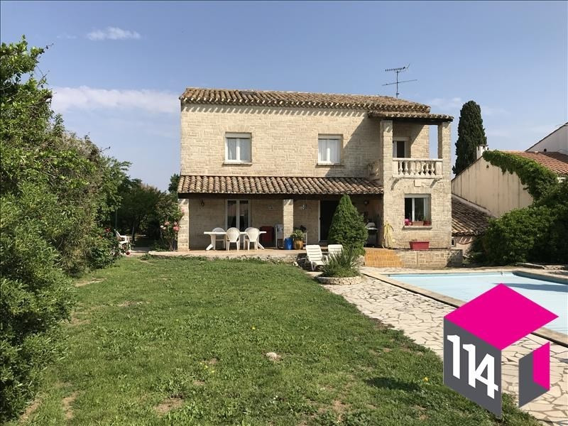 Sale house / villa Baillargues 440000€ - Picture 1