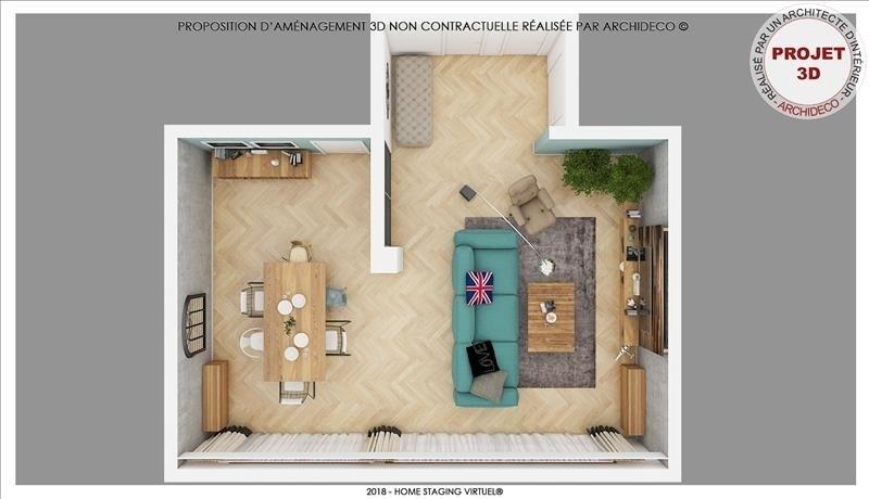 Vente appartement Gières 239000€ - Photo 8