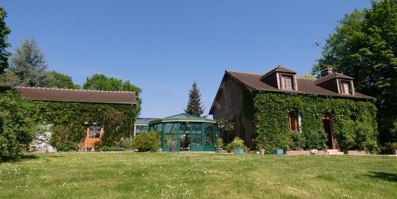 Sale house / villa Conches en ouche 398 000€ - Picture 1