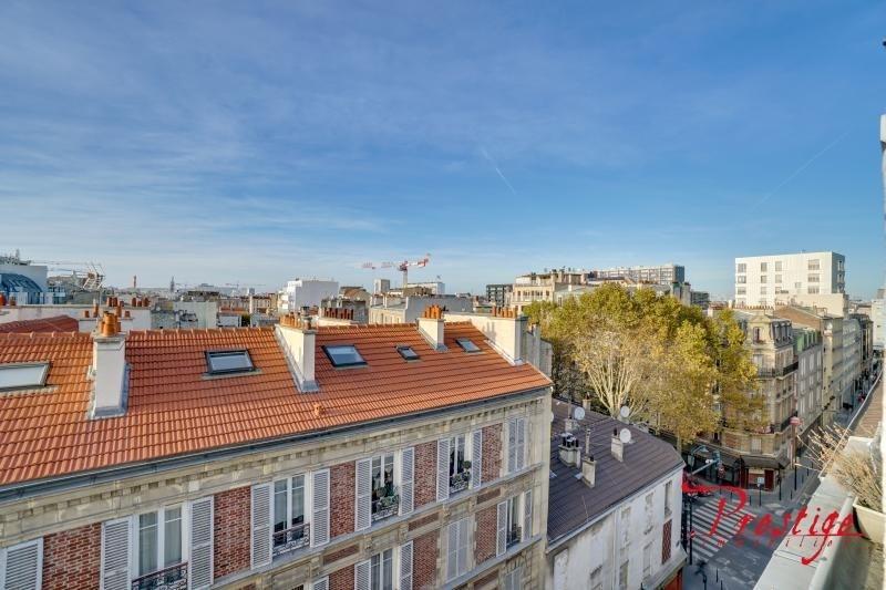 Sale apartment Clichy 480000€ - Picture 2