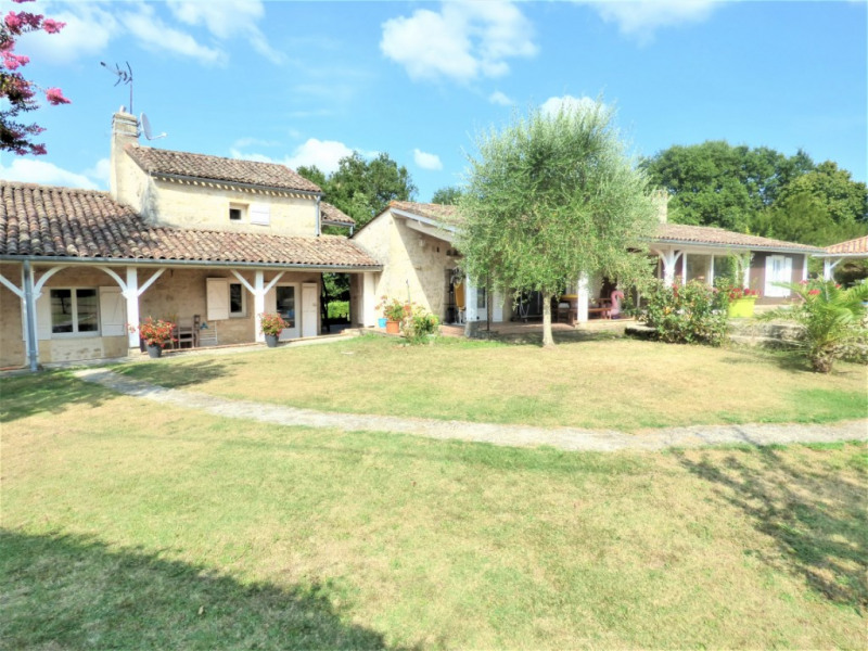 Vente maison / villa Merignas 491 000€ - Photo 1