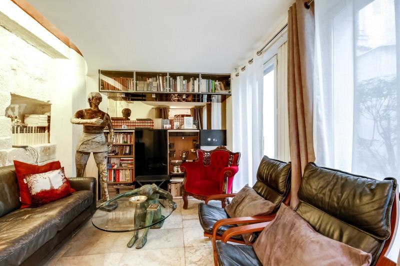 Rental private mansion Paris 6ème 6500€ CC - Picture 2