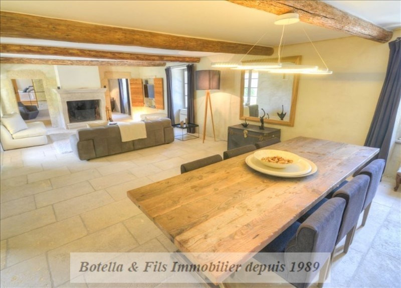 Deluxe sale house / villa Uzes 1 280 000€ - Picture 5