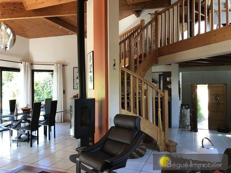 Sale house / villa Pibrac 517500€ - Picture 2