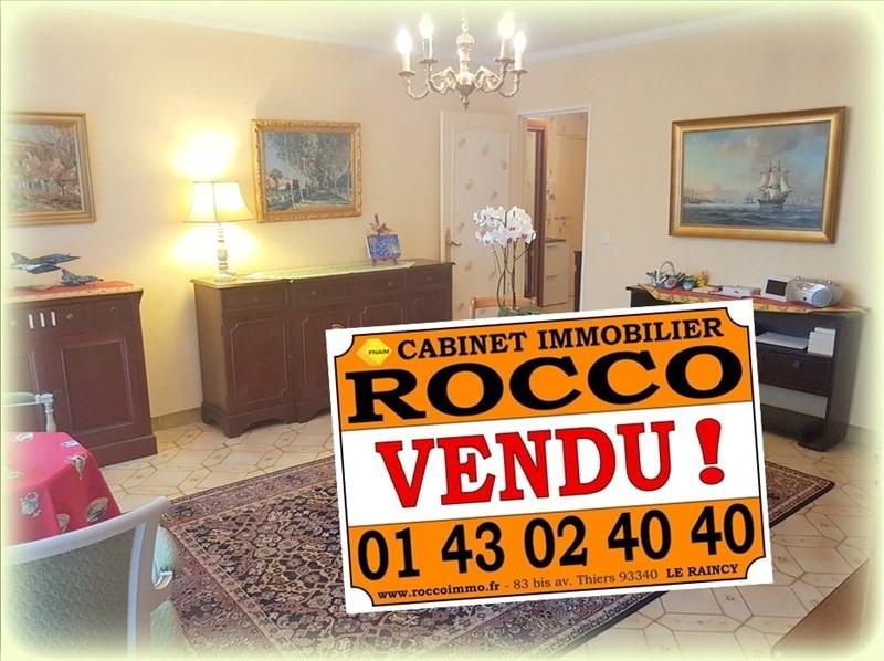 Vente appartement Villemomble 267000€ - Photo 1