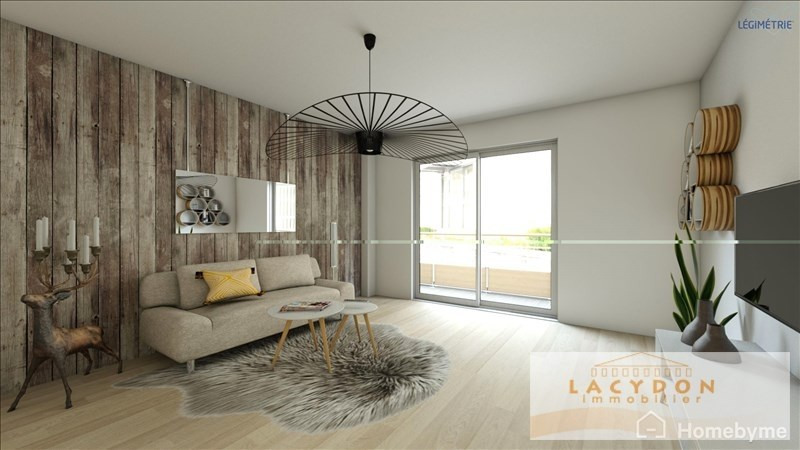 Sale apartment Marseille 4ème 126 000€ - Picture 2