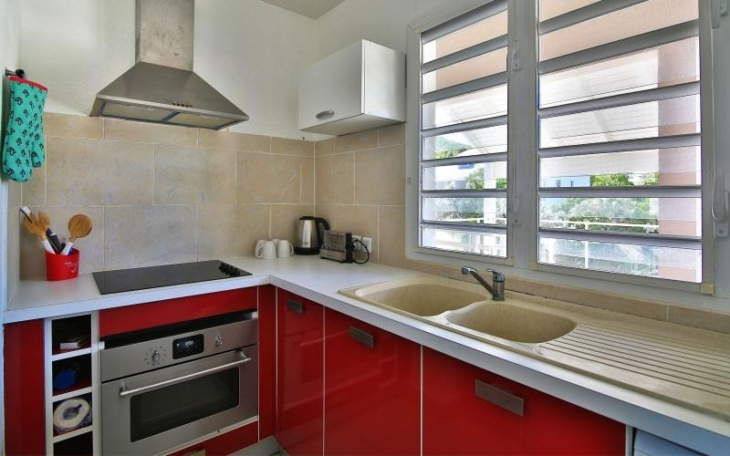 Deluxe sale apartment St martin 377 500€ - Picture 4