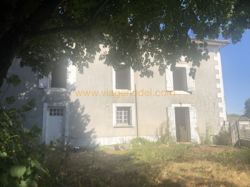 Lijfrente  huis Chey 52000€ - Foto 2