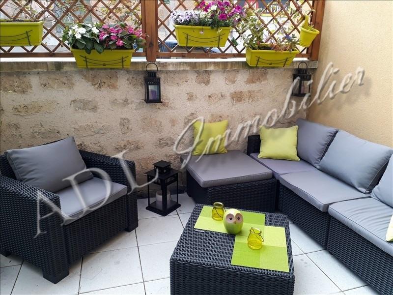 Sale apartment Coye la foret 186000€ - Picture 2