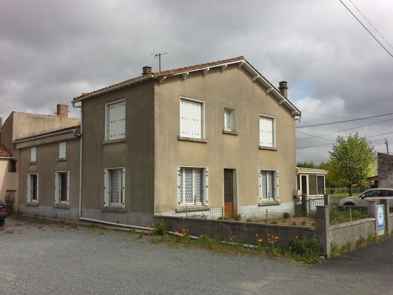 Vente maison / villa Fontenay le comte 87000€ - Photo 3