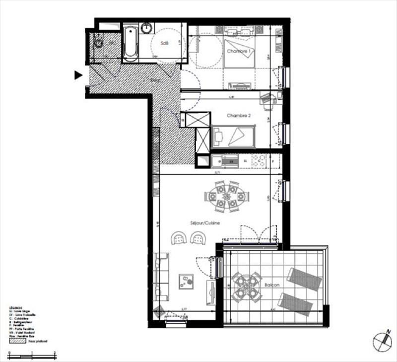 Deluxe sale apartment La londe les maures 384000€ - Picture 2