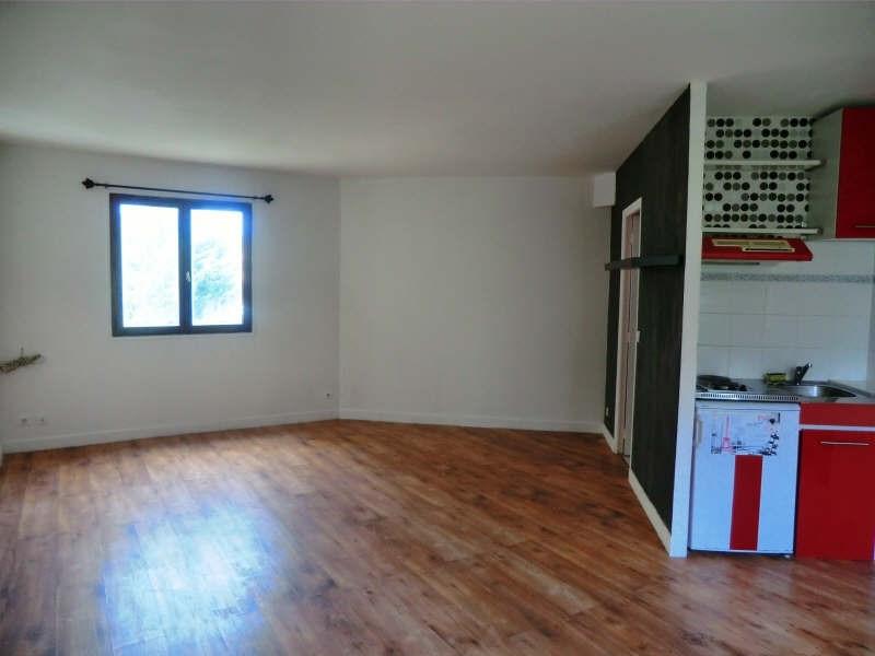Sale apartment Coye la foret 107000€ - Picture 2