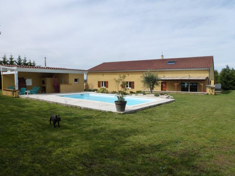 Vente maison / villa Hauterives 263000€ - Photo 2