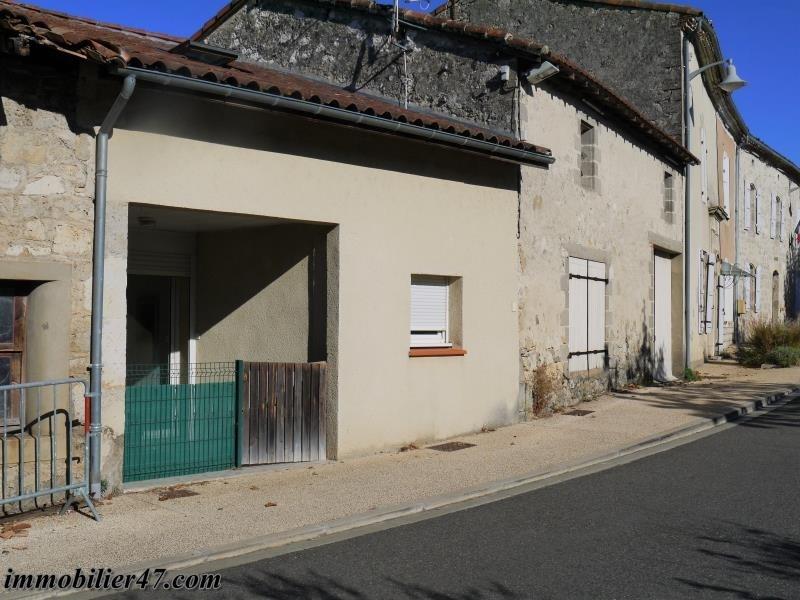 Sale house / villa Lusignan petit 87000€ - Picture 12