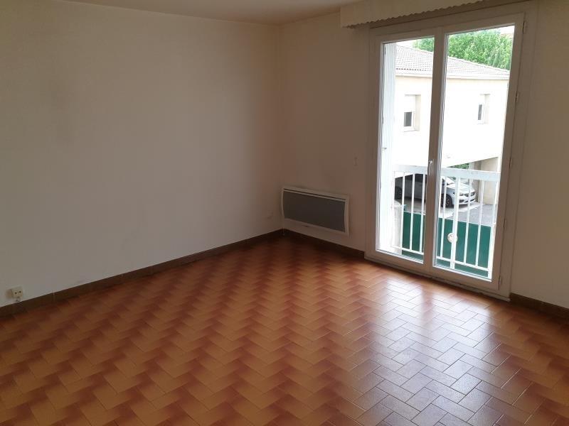 Rental apartment Nimes 533€ CC - Picture 1