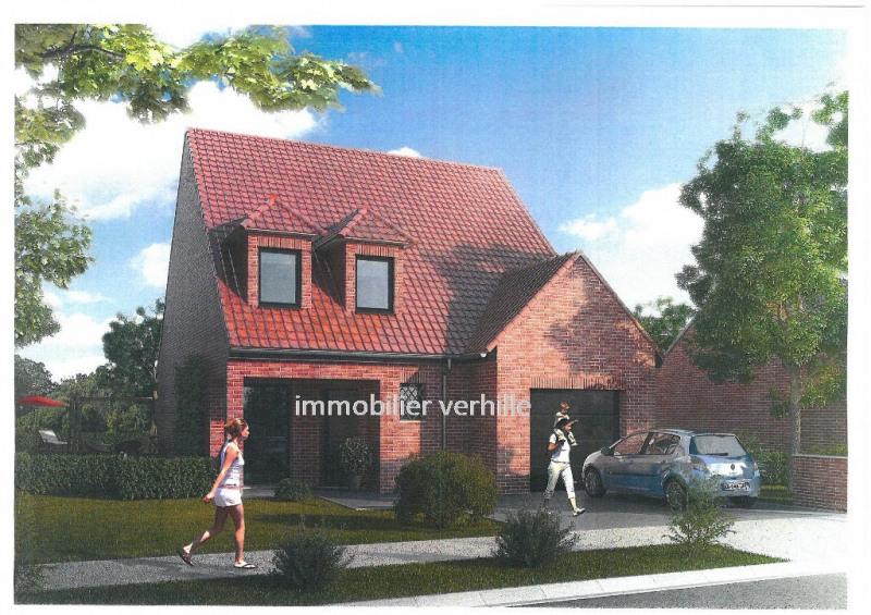 Sale building Fleurbaix 325000€ - Picture 1