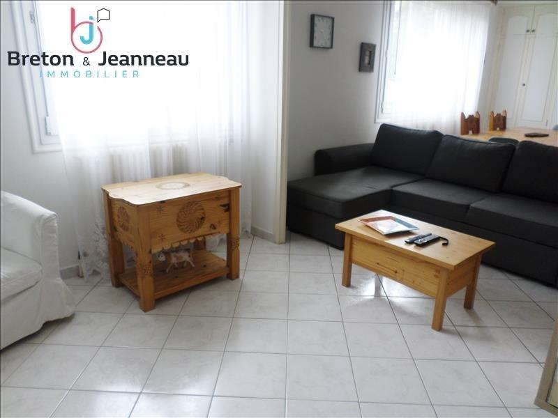 Vente maison / villa St berthevin 148720€ - Photo 5
