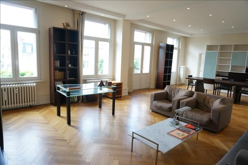 Deluxe sale apartment Strasbourg 719 250€ - Picture 1
