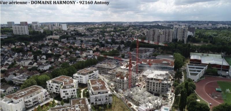 Sale apartment Antony 400000€ - Picture 2