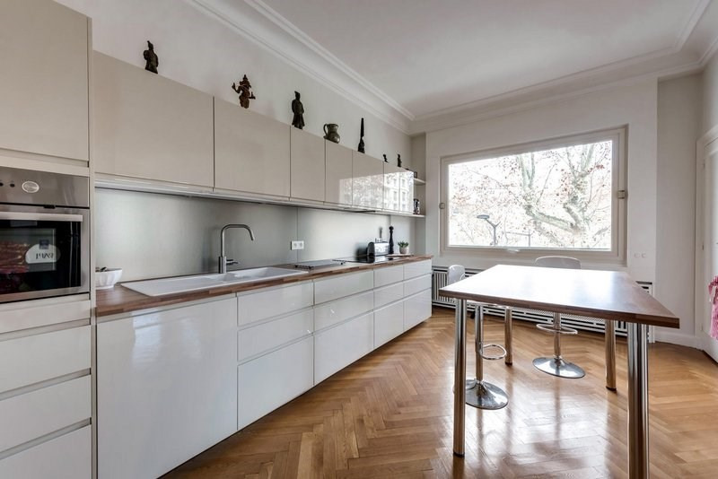 Vente de prestige appartement Lyon 6ème 1 090 000€ - Photo 1