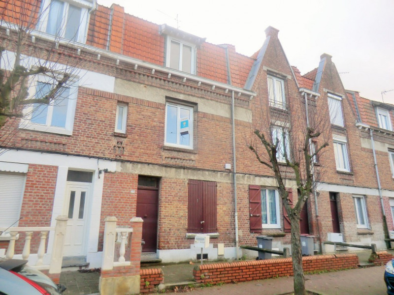 Vente maison / villa Lille 125 000€ - Photo 1