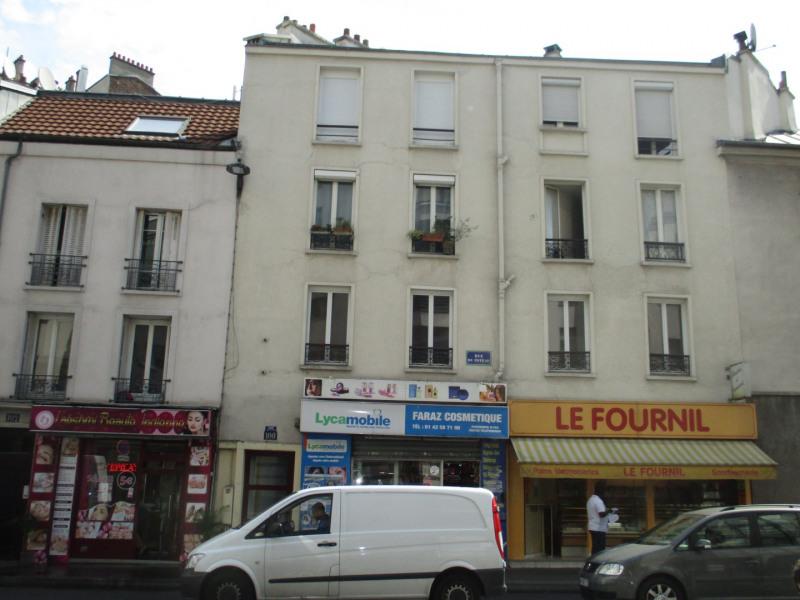 Vente appartement Paris 18ème 296800€ - Photo 1