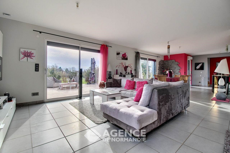 Vente de prestige maison / villa Bernay 320000€ - Photo 5
